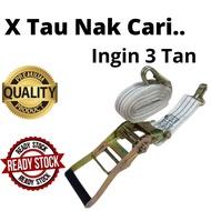 Hot Deal..Belt Pengikat barang 3 Tan-belt-tiedown-tali pengikat barang lori-tali pengikat motor