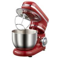 攪拌機 和麵機 麵團攪拌機 110v廚師機 打蛋機 揉面機 桌上型攪拌機 烘焙 烘焙用具 4L不銹鋼碗大容量 攪拌器打蛋器生日禮物 商用