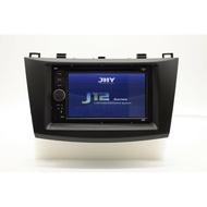 馬自達MAZDA3 (10-14年安卓版螢幕主機  WIFI.網路電視.藍芽電話