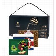 【歐客佬】金鼠報喜精品掛耳禮盒(22包/盒)附提繩 (商品貨號:44010158/44010159) OKLAO