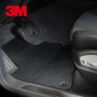 【3M】安美車墊 VW Tiguan 2016/08~ 適用/專用車款(黑色/三片式)