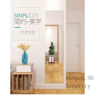 【Factory Outlet New style MIRROR】Yunmei Dance Soft Mirror Wallpaper Self-Adhesive Acrylic Mirror Glass Sticker Small Sof