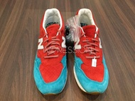 【IMPRESSION】NEW BALANCE x Concepts 496 CM496CP 紅 湖水綠 麂皮 3M