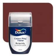 Dulux Colour Play Tester Burgundy 11YR 07/229