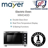 ★ Mayer MMO40D Smart Electric Oven 40L ★ (1 Year Singapore Warranty)