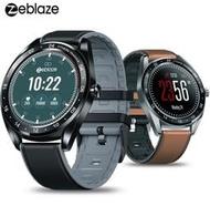 Zeblaze NEO 智慧手錶 心率血壓 速度全圓觸屏 超薄錶盤 女性手錶12887