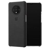 OnePlus - OnePlus 7T 個性保護殼 砂岩黑色