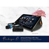 AC Ryan Home Karaoke System - Package D
