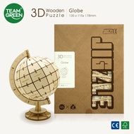 JIGZLE 3D木拼圖 旋轉地球儀 Globe