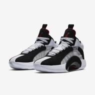 【NIKE 耐吉】籃球鞋 Air Jordan XXXV PF 男鞋 DNA 喬丹 AJ35 避震 黑 白(CQ4228-001)