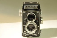 Rolleicord 雙眼 6x6 Xenar 3.5/75mm