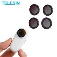 用於 Insta360 Go2 CPL ND 鏡頭濾鏡的 Telesin For Insta360 Go2 拇指運動配件