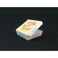 紙便當盒【 公版 土司盒 紙餐盒 】600個/箱 紙盒 麵盒 免洗碗 外帶盒 白紙盒 免洗餐盒 免洗餐具 蹤逐 金