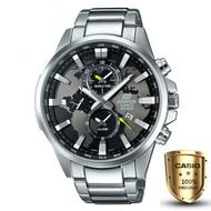 Casio Edifice รุ่น EFR-303D-1AV สินค้าขายดี นาฬิกาข้อมือผู้ชาย สายสแตนเลส (ของแท้100% ประกันCMG)