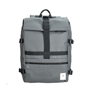 """AGVA   AGVA MIRAGE EXPANDABLE BACKPACK 17"""" GRAY Other Bags  Unisex Accessories  Fashion  AGVA MIRAGE EXPANDABLE BACKPACK 17"""" Product Dimension 17"""" Material: Soft polyester canvas Color: Black"""