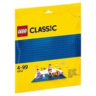 LEGO 樂高 10714經典Classic 32*32底板 藍色