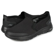 SKECHERS GO WALK 5 APPRIZE suketchazugouoku 5懶漢鞋運動鞋人黑色黑55510[10/3新進貨] Goods Lab