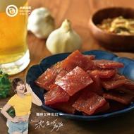 水根肉乾 D10 蒜一口豬肉乾(分享包)/150g 厚切 x 純正產地蒜頭直送★