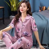 (Hot Sale)sleepwear pajama sleepwear for women sleepwear terno plus size pajama loungewear sleeping