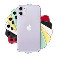 Apple iPhone 11 128G 6.1吋智慧型手機_贈玻璃保護貼紫