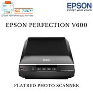 [$20 NTUC E-VOUCHER REDEEM] Epson Perfection V600 Flatbed Photo Scanner V 600