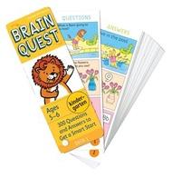 Brain Quest - Brain Quest - 5-6歲益智問答卡片 美國學前全科|平行進口