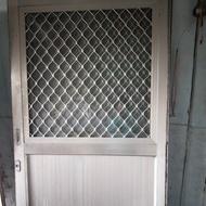 二手鋁門 需自運 長190公分 寬106公分
