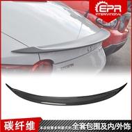 18新款Miata 萬事德MX5改裝ND RF RC碳纖維Vary尾翼 尾箱蓋壓尾翼