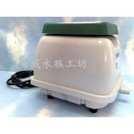 海威水族 ~台灣群璉電機 -大型電磁式打氣機- A40S (60L) / 可貨到付款 / A40 / 群連
