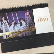 Mamamoo 2019年曆