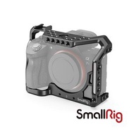 SmallRig 2087 Cage 鋁合金外框 for Sony A73 A7R3 A7M3 兔籠 錄影用支架 散熱 Arca-Swiss 公司貨 分期零利率