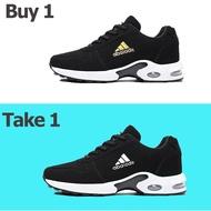 รองเท้าคัชชูผญAOCUซื้อ 1 แถม 1รองเท้าผู้ชายadias เหมาะกับทุกโอกาสรองเท้าผู้หญิงรองเท้าตาข่ายผู้ชายฤดูร้อนรองเท้าแตะระบายอากาศและรองเท้าแตะกีฬารองเท้าลำลองตาข่ายกลวงรองเท้ารองเท้าอินเทรนด์น้ำหนักเบารองเท้าเเตะชาย(ขนาด: 38-45)รองเท้าผ้าใบ