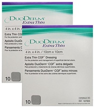 ▶$1 Shop Coupon◀  ConvaTec DuoDerm Extra Thin CGF 4