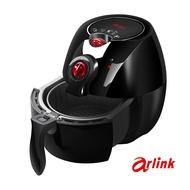 Arlink經典款EC-103 健康免油氣炸鍋贈6吋烘烤鍋.把手.濾油盤