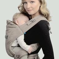 英國 WMM 3P3 式寶寶揹帶 - 純棉款 - 大地色
