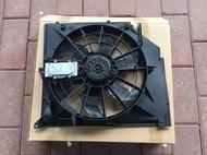 適用於寶馬3系E46 318I 320I 水箱電子扇散熱器風扇