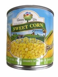 {泰菲印越} 泰國 GREEN LIFE 甜玉米粒