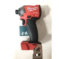 【全勝工具】全新 美國 米沃奇 M18  2853-20 無刷 衝擊起子 短溝版 電動起子
