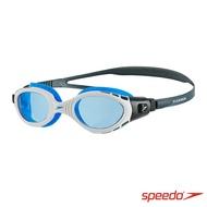【SPEEDO】成人 運動泳鏡 Futura Biofuse 2018新品 -SD811315C107白藍【陽光樂活】
