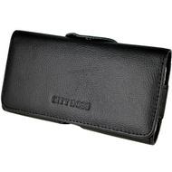 真皮系列 Sony Xperia Z5 (E6653) 5.2吋 腰夾式/穿帶式 橫式手機皮套