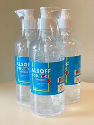 แอลกอฮอล์ แฮนด์เจลคิดส์ ALSOFF GEL KIDS  (Food Grade)   เจลล้างมือสำหรับเด็ก ไม่ต้องใช้น้ำ กลิ่นหอมสตอเบอรี่ แพ็ค 3 ขวด 450มล.