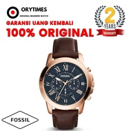 Fossil FS5068 Watches - Original Fossil Men's Watches - Fossil FS5068 Grant Chronograph