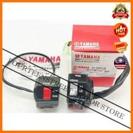 Yamaha LH/RH (Kiri & Kanan) Handle Switch Suis RXZ-135 / RXZ135 / RXZ 135 - Mili Motorsikal Motorcycle Racing Bike Parts