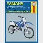 Yamaha YZ80/85/125/250 2-Stroke Motocross Bikes: 1986 Thru 2006 Yz80, YZ80LW, YZ85, YZ85LW, YZ125, YZ250
