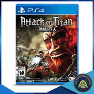 Attack on Titan Ps4 game