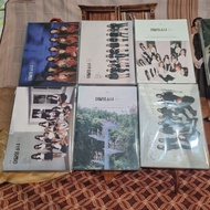 LOONA [++], [xx], [#] First Press Unsealed Albums
