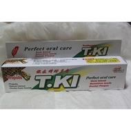 白人T.KI鐵齒-蜂膠牙膏(購買6條免運及加贈TKI小蜂膠牙膏)