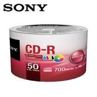 SONY CD-R 700MB 白金片 3760dpi 珍珠白滿版可噴墨光碟片X100片裸裝