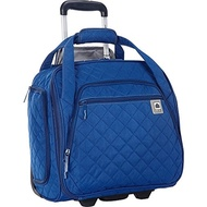 DELSEY Paris Delsey Quilted Rolling UnderSeat Tote- EXCLUSIVE (Navy)
