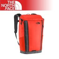 【The North Face 23.5L BC風格雙肩背包 《橘/墨灰》】C092/休閒/出國/旅遊/悠遊山水